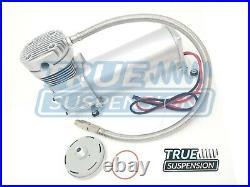 2003-2013 Dodge 2500 3500 Pickup Towing Helper Air Suspension Kit Gen II In-Cab