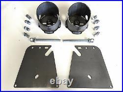58-64 Impala Airbag Kit 1/4 Manual Control 4 Path Air Ride System