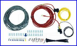 65-70 Cadillac Airbag Kit Stage 1 1/4 Manual Control 4 Path Air Ride System