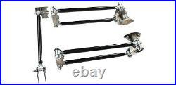 88-98 Silverado Front Rear Weld on Kit Notch Parallel 4 Link airmaxxx Air Bag