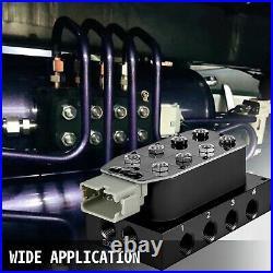 AccuRate VU4 Solenoid 1/4 Valve Manifold Air Ride Bag Suspension