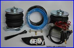 Air Bag Load Assist Suspension Kit Fiat Ducato 2006-2020 LHD or RHD gauge panel