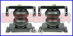 Air Bag Tow Assist Rear Axle Over Load Level Kit For 1969-93 Dodge D-350 1 Ton