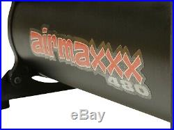 Air Compressors airmaxxx 480 Black 5 Gallon Tank Air Bag Suspension 180 psi Kit