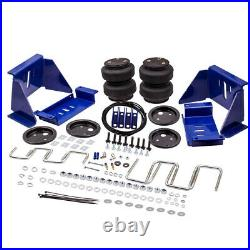 Air Helper Spring Suspension Leveling Kit For Ford F-250 F-350 Super Duty 97-04