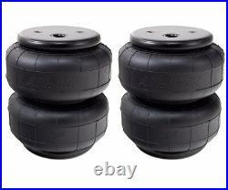 Air Kit For Chevy S10 Chr 480 AirMaxxx 1/2 Valves Blk 9 Switch Air Lift D25 D26