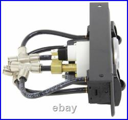 Air Lift 26229 Manual Paddle Switch Basic Front & Back Kit For 3/8 NPT Air Bags