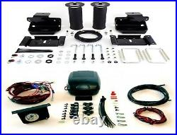 Air Lift Rear Suspension Air Bag & Single Path Leveling Kit for F-150 RWD/4WD