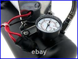 Air Suspension Kit/System for Truck/Car Bag/Ride/Lift, 200psi Compressor, 2.5 Tank
