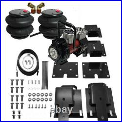 Air Tow Assist Load Level Kit 2009-2018 Dodge 1500 withCompressor