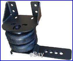 AirMaxxx Tow Assist Air Over Leaf Air Bag Suspension Rear Drop Lowering Kit