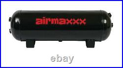 AirMaxxx Tow Assist Under Frame Air Over Leaf Air Kit withOn Board Air Tank