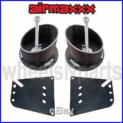 Airmaxxx 1958-1964 Chevy Impala Front and Rear Air Bag Suspension Brackets 2500