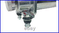 Airmaxxx Dual Compressor Vibration Isolator Upgrade Feet Kit Dirct Bolt on