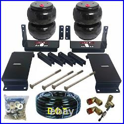 B Tow Assist Rear axl Air Level 1994 02 Dodge Ram 2500 Over Load level