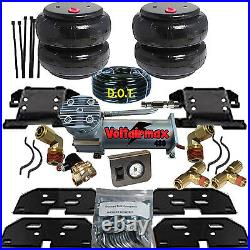 B Tow Assist withOn Board Air Management 2003-13 Dodge Ram 2500 & 3500