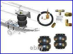 B Universal Tow Level Air Assist Heavy Hauler Load Lifter 5000 lbs
