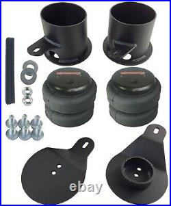 Complete 1/2 Fast Valve Air Ride Suspension Kit 8 Gal Tank 1958-64 Chevy Cars