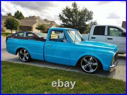 Complete Air Ride Suspension Kit 1963-1972 Chevrolet C10 LEVEL 4 withAir Lift 3H