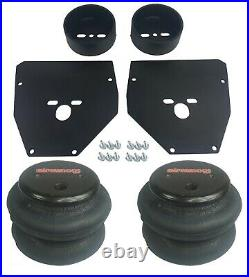 Complete Air Ride Suspension Kit For 63-72 C10 3/8 Manifold Bags Brackets & Tank