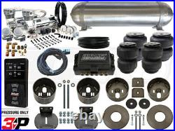Complete Air Suspension Kit 1965-1970 Cadillac DeVille LEVEL 4 with Air Lift 3P