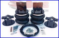 Dodge RAM 1500 2002 to 2008 BOSS Bag Air Suspension Leaf Load Assist Kit LA32