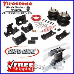 Firestone 2299 Ride Rite Rear Air Bags for Dodge Ram 2500 3500 2WD 4WD No Drill