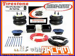 Firestone Air Bag Suspension Assist Kit For Ford F100, Bronco 4x4 1968-1986