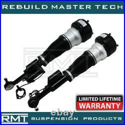 Front Right/ Left REMAN Suspension Air Struts Mercedes 221 S350 S450 S500 4Matic