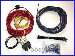 GM G-Body Fast Air Suspension Kit 1/2 FBSS Dual Viair 480C 10 Gallon Air Bags