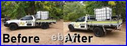 LA09 Holden Commodore Ute Crewman VR VS VT VU VY VZ Air Bag Load Kit In Cab Kit