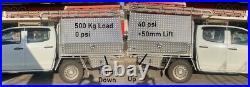 LA22 Isuzu Dmax D-Max after 2012 4x2 4x4 TFR TFS Air Bag suspension & In Cab Kit