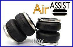 LA25 VW Volkswagon Amarok Air Bag Suspension Load Assist Kit