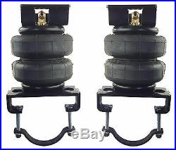 No Drill Tow Assist Over Load Air Bag Suspension Kit For 01-10 Chevy 2500 Truck