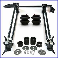 Parallel 4 Link/2600 Bags Weld On Kit for 67-72 Chevy Truck airbag suspension