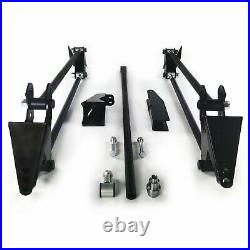 Parallel Rear Four 4-Link Air Ride Bag Suspension Kit for 47-59 Chevy Truck