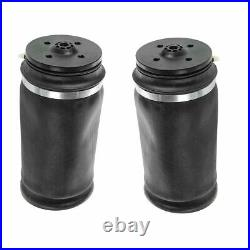 Rear Air Spring Bag Assembly PAIR for 07-11 Mercedes MB 164 Body GL320 350 450