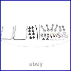 Rear Air Spring Leveling Kit fit Silverado 1500/Sierra 1500 Short Bed 2007-16