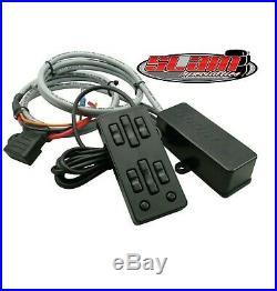 Slam Specialties 4 Corner Solenoid Valve 8 Switch Air Suspension Controller 3/8