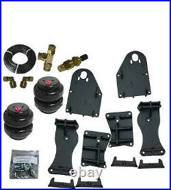 TOWING LEVELING KIT airbag assist Ford F150 2015-2020 2wd & 4wd