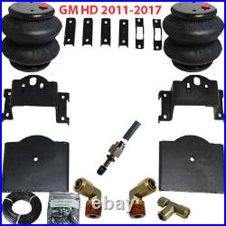 Towing Air Bag Kit Bolt On 2011-2017 Chevy 2500 3500 Suspension Load Level