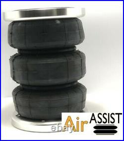 Triple Air Bag spare replacement airbag Load Assist Suspension kit #2403