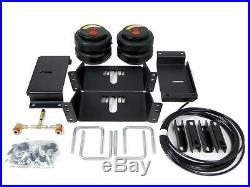 Universal Tow Level Air Assist Kit Heavy Hauler Load Lifter 5000 lbs