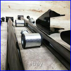 Universal Weld On Triangulated 4 Link Suspension Kit Air Ride LS Street Drag V8