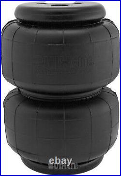 ½npt Single Port Custom Suspension Air Spring/bag/ride/slam Quad Pack Vxd2500qp